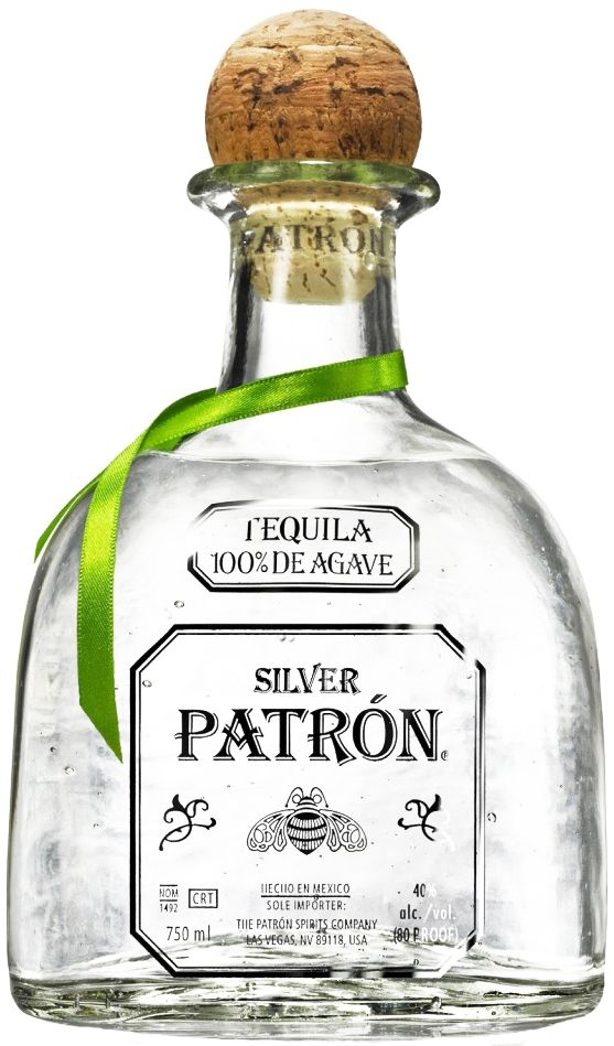 Patron Silver Tequila 750ML Image