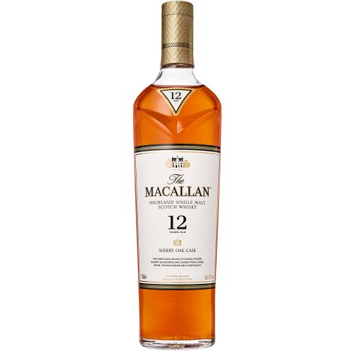 Macallan 12 year old Traditional 750ML Image
