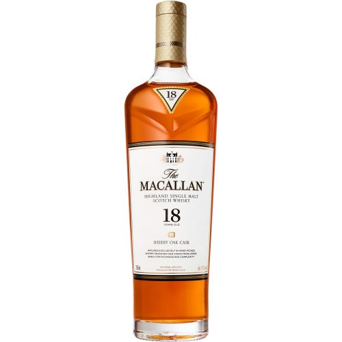 Macallan 18 year old Traditional 750ML Image